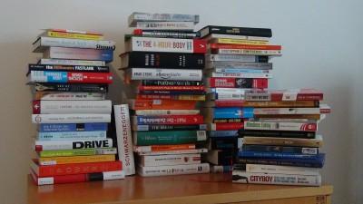Mein Bücherstapel