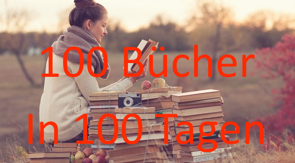100 Bücher in 100 Tagen – Die Speed Reading Challenge – Tag 30