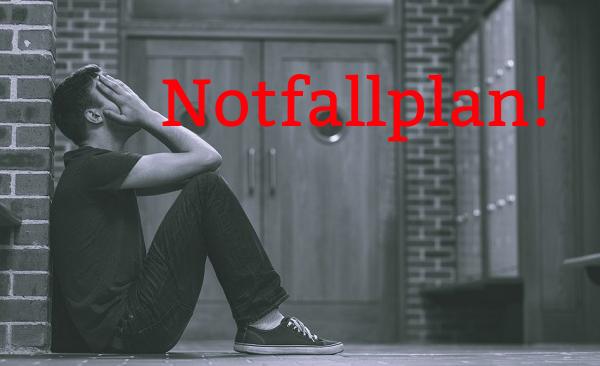 Notfallplan! 3 fatale Fehler, die du in der Klausurphase unbedingt vermeiden musst